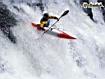 Sfondo: Salto in canoa