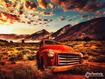 Sfondo: Car In The Desert
