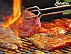Sfondo: Carne alla griglia
