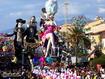 Sfondo: Carnevale a Viareggio