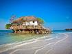 Sfondo: Casa sul mare