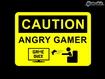 Sfondo: Angry Gamer