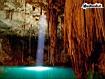 Sfondo: Cenote Dzitnup