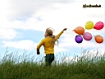 Sfondo: Child And Baloons