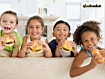Sfondo: Child Eating