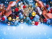Sfondo: Christmas Decorations