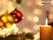 Sfondo: Christmas Candle