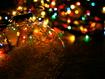 Christmas Snow Light