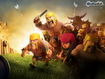 Sfondo: Clash Of Clans