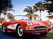 Sfondo: Classic Corvette