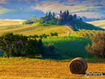 Sfondo: Collina Toscana