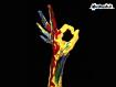 Sfondo: Colorful Hand
