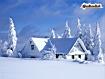 sfondi Coperta dalla neve