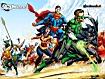 Sfondo: DC Universe