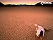Sfondo: Deserto arido