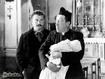 Sfondo: Don Camillo e Peppone
