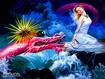 Sfondo: Pink Dragon