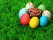 Sfondo: Colazione di Pasqua