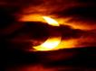 Sfondo: Eclisse del sole