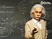Sfondo: Einstein alla lavagna