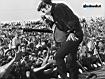 Sfondo: Elvis in concerto