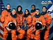 Sfondo: Equipaggio STS 107