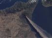 Sfondo: Etna dal satellite