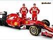 Sfondo: Alonso e Raikkonen