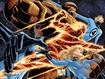 Sfondo: Fantastic Four in action