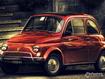 Sfondo: Fiat 500 Vintage