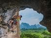 Sfondo: Free Climbing