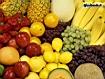 Sfondo: Frutta fresca