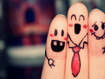 Sfondo: Funny Fingers