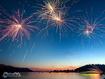 Sfondo: Fuochi artificio