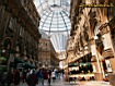 Sfondo: Galleria di Milano