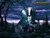 Sfondo: Gandalf a cavallo