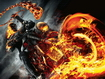 Sfondo: Ghost Rider On The Road