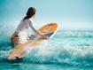 Sfondo: Girl Surfing