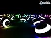 Sfondo: Glowing Spheres