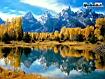 Sfondo: Grand Teton