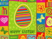 Sfondo: Happy Easter Paint