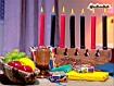 Sfondo: Happy Kwanzaa