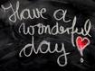 Sfondo: Have A Wonderful Day
