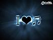 Sfondo: I Love Music