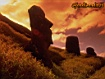Sfondo: Pasqua al tramonto