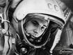 Sfondo: Jurij Gagarin