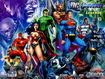 Sfondo: Justice League Fighting