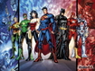 Sfondo: Justice League