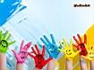 Sfondo: Kids Hands