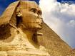 Sfondo: La Sfinge di Giza
